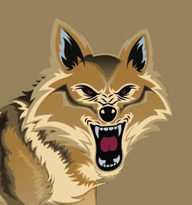 Alpha Wolf Emoji