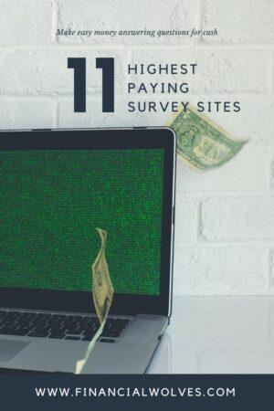Get Paid Taking Surveys