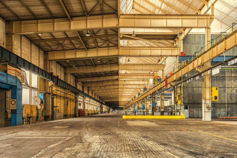 industrial investment