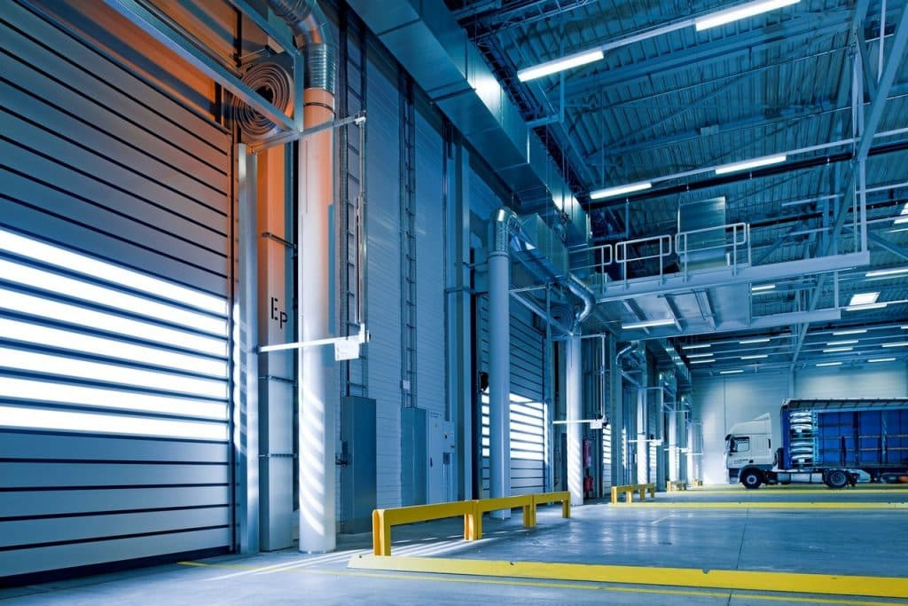 invest in industrial real estate