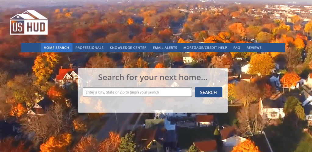 USHUD Foreclosure Search