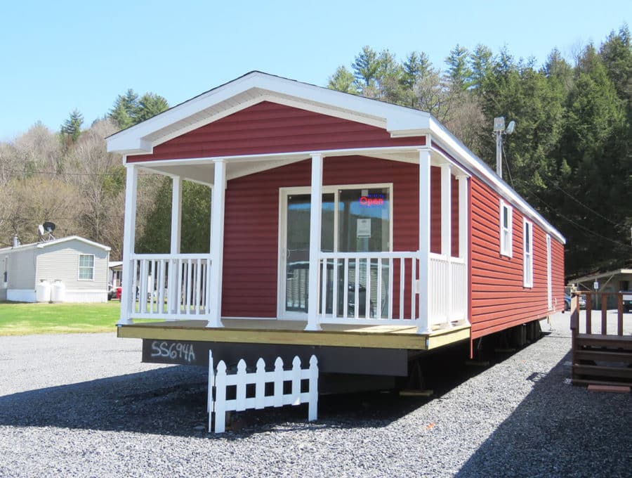 mobile home equity loan