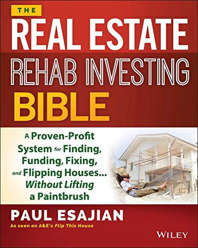 Rehab investing bible