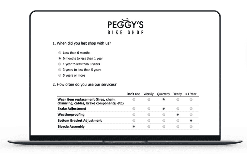 Online survey is an additional feature explained in Constant Contact Review