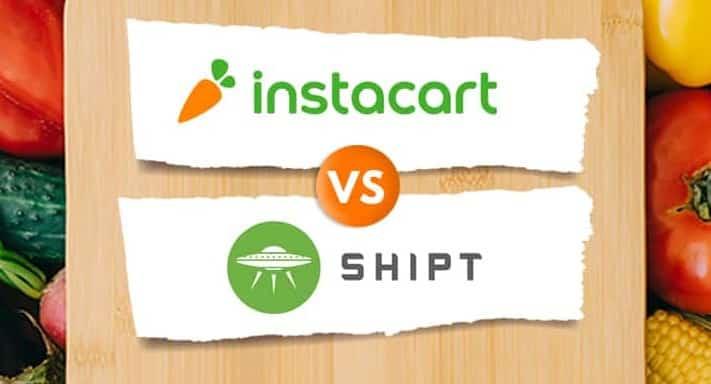 shipt vs instacart
