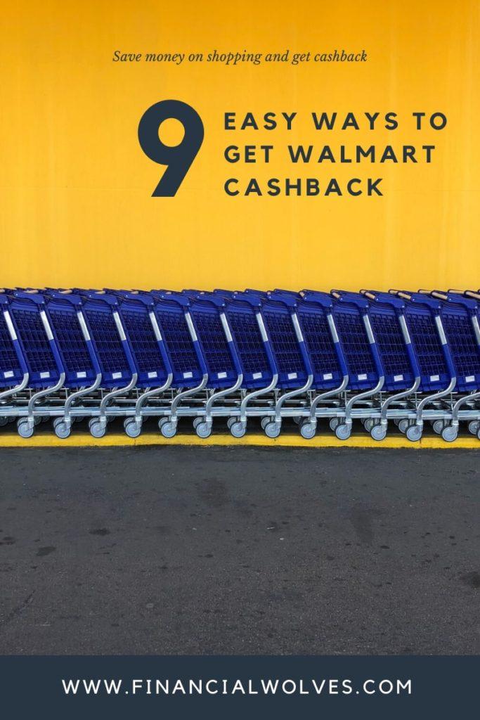 Walmart Cashback
