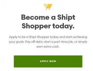 become a shopper in shipt