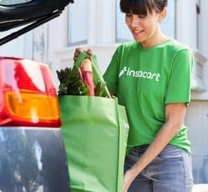 full-service instacart shopper