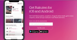 rakuten review explains the benefits of using the app