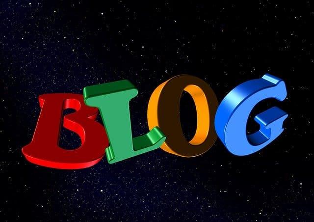 blogging online jobs