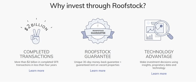 Why choose passive real estate investing through Roofstock?