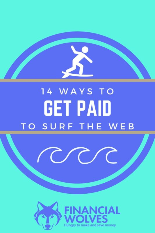 How to Get Paid to Surf the Web