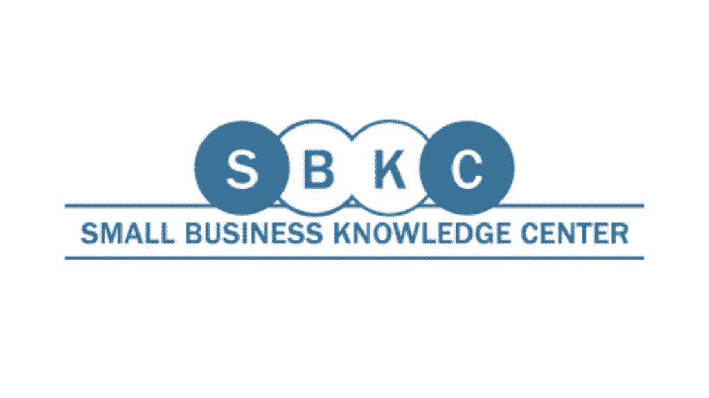 Small Business Knowledge Center