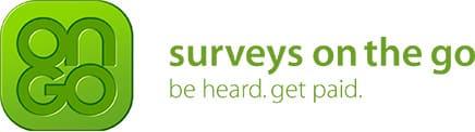 Surveys on the go logo
