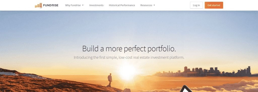Invest in real estate with Fundrise