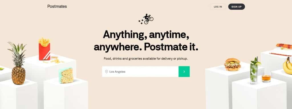 Become a Postmates courier