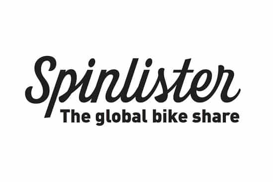 Spinlster app share logo