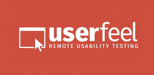 Userfeel app logo