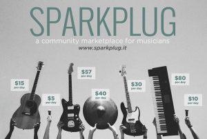 Sparkplug rental app