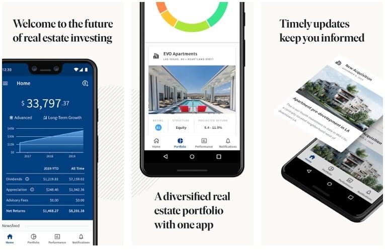 Fundrise app