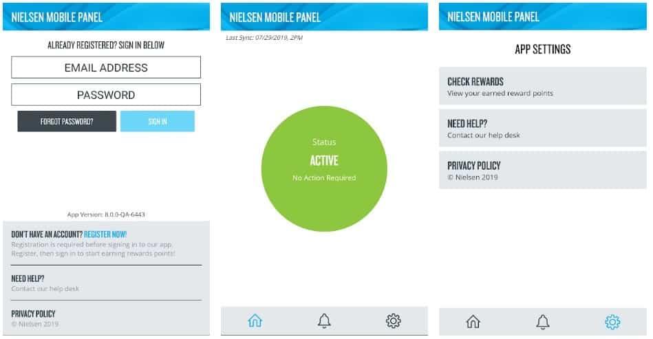 Nielsen app