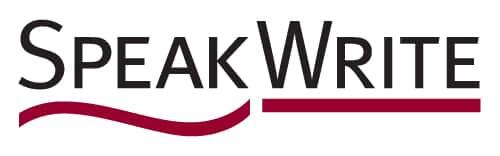 SpeakWrite-Logo