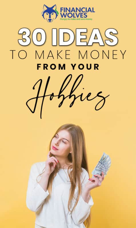 Money Making Hobby Ideas