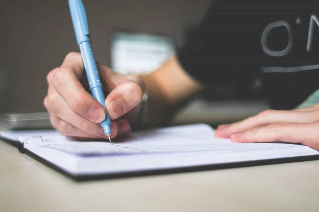 Write summaries