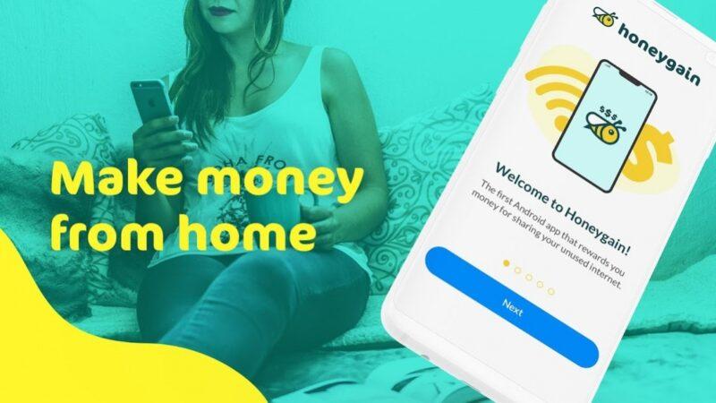 Honeygain app