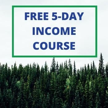 Sidebar Income Course