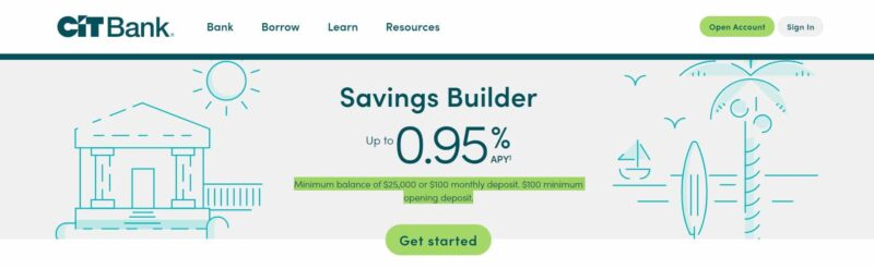 CITBank Savings Builder