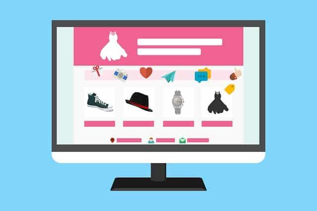 Illustration of website niche
