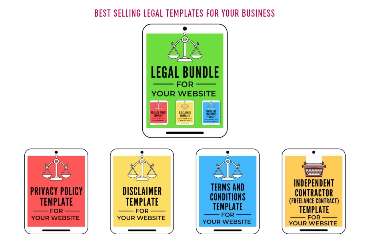 A Self Guru Legal Templates