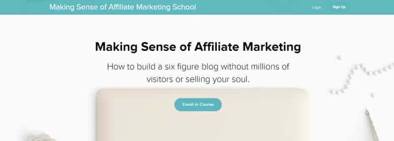 Making Sense of Affiliate Marketing School
