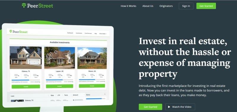PeerStreet website