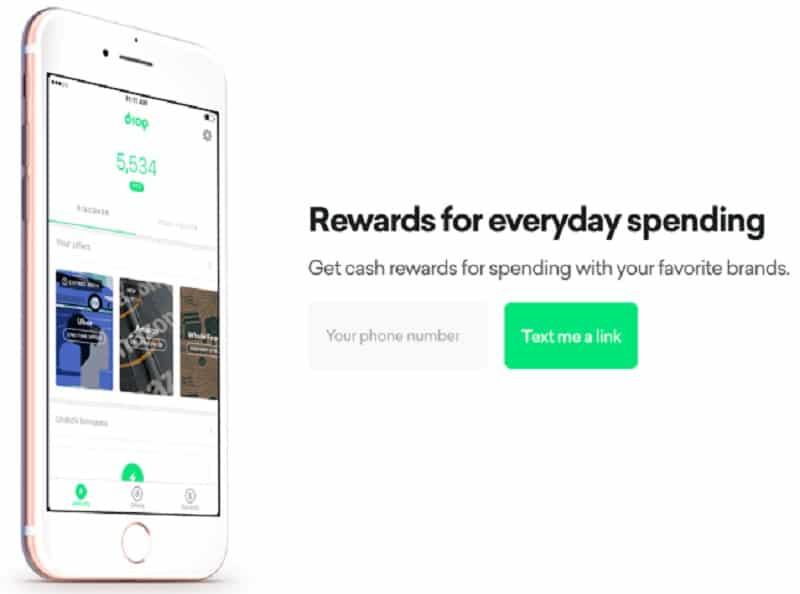 Drop App rewards