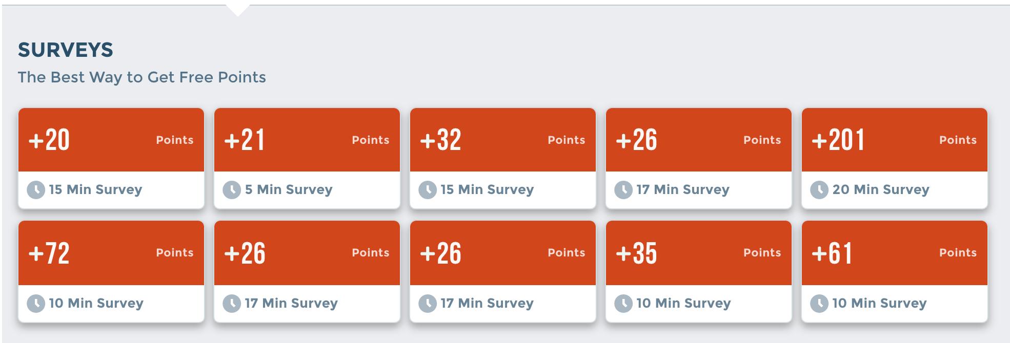 Survey Options on Branded Surveys
