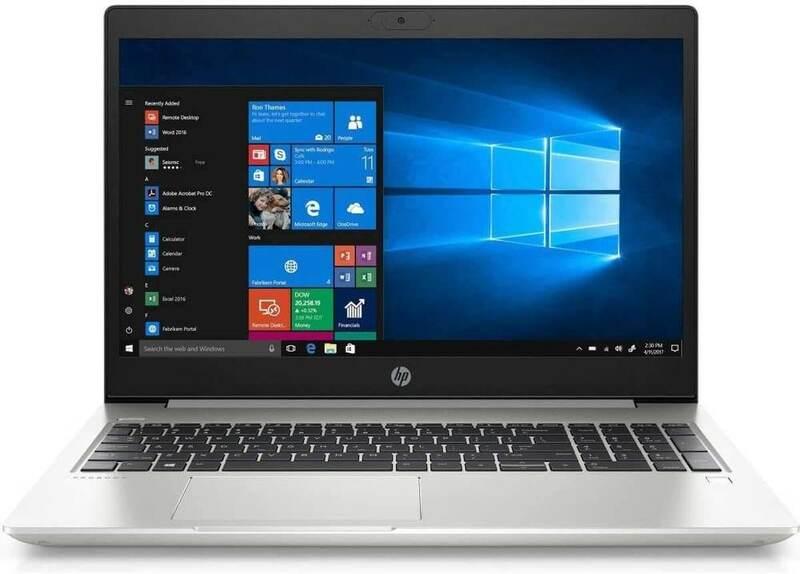 Best Balanced Laptop HP ProBook 450 G7