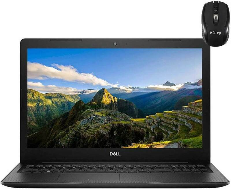 Best Laptop for Beginner Bloggers Dell Inspiron 15