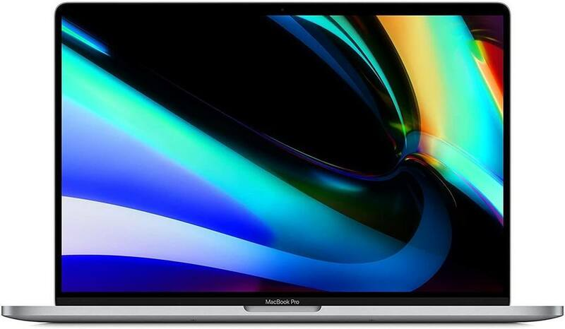 Best Laptop for Video Editing MacBook Pro 16