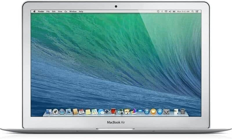Best Portable Laptop MacBook Air 13