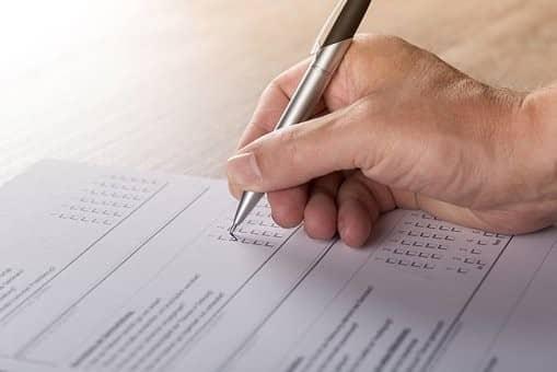 Completing Surveys