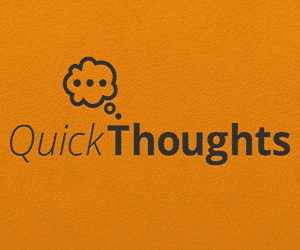QuickThoughts logo