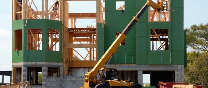 Real estate under construction