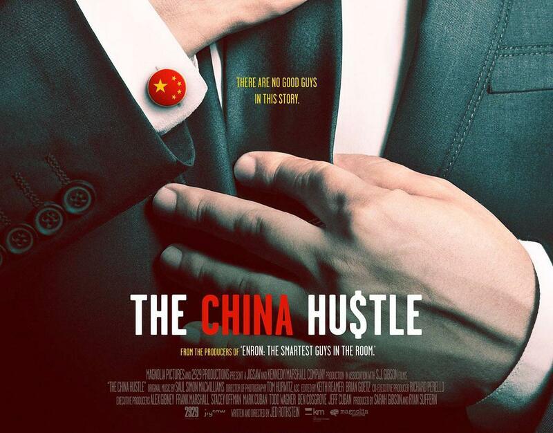 The China Hustle (2018)