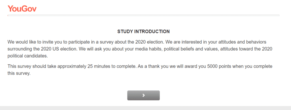 YouGov Study Introduction