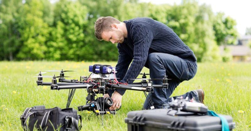 Freelance Drone Jobs