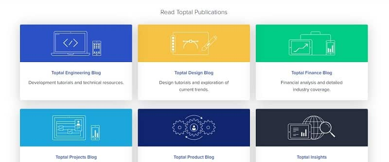 toptal publications