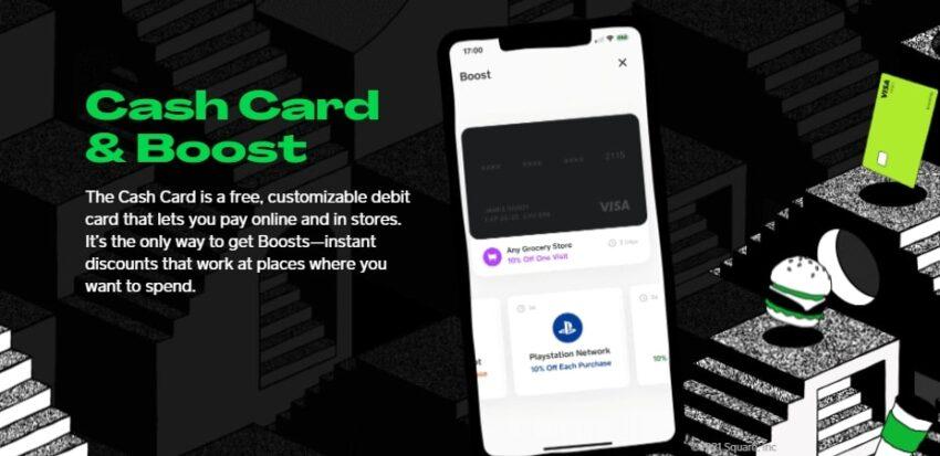 cash app cashback program